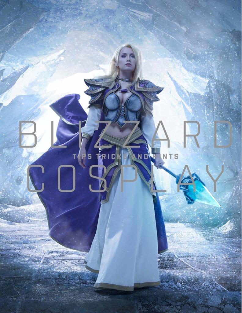 Próximos libros de Blizzard - Consejos para Cosplayers y Hearthstone Tridimensional