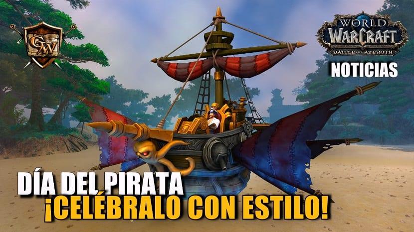 ¡Celebrad con estilo el Día internacional de hablar como un pirata!