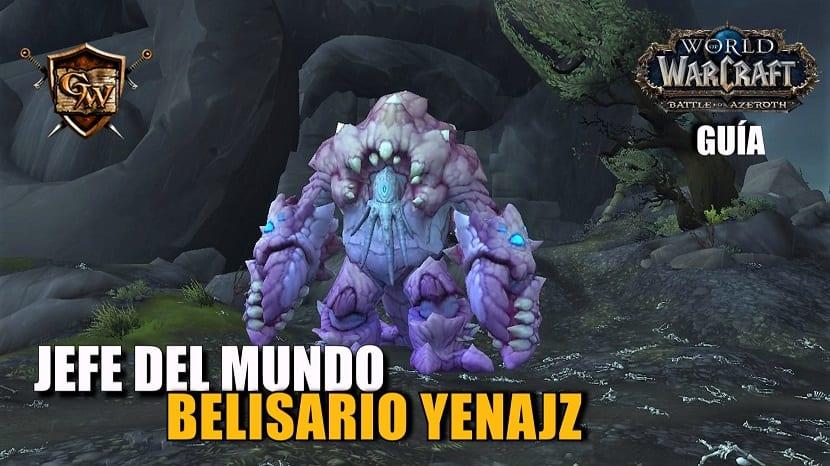 Belisario Yenajz