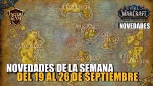 Semana del 19 al 26 de septiembre