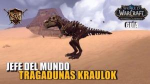 Tragadunas Kraulok