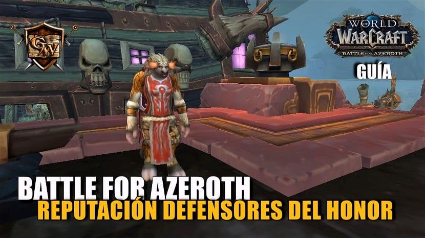 Defensores del honor