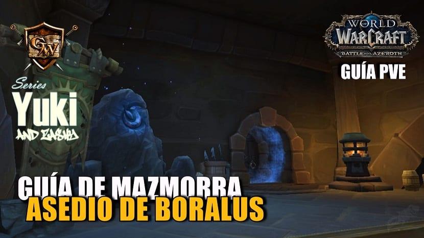 portada asedio de boralus