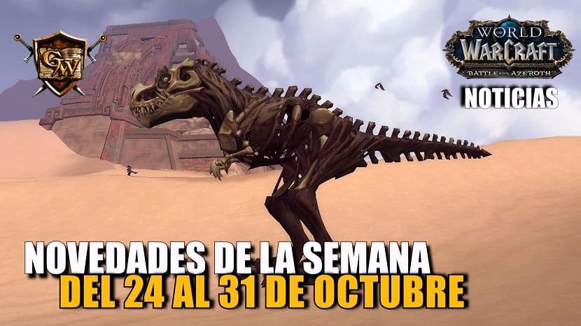 Semana del 24 al 31 de octubre