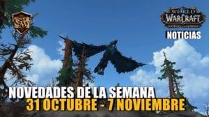 Semana del 31 de octubre al 7 de noviembre