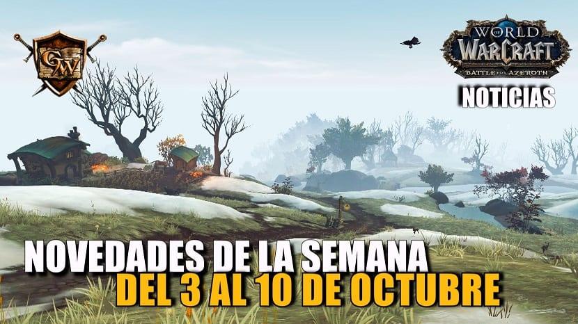 Semana del 3 al 10 de octubre
