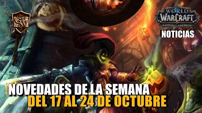 Semana del 17 al 24 de octubre
