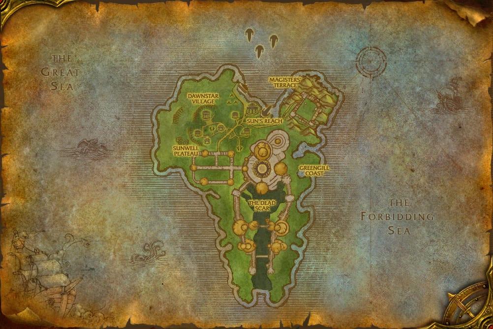 mapa queldanas