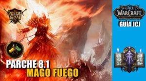 Mago Fuego JcJ