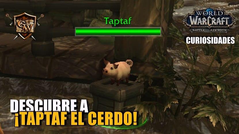 portada taptaf el cerdo
