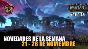 Semana del 21 al 28 de noviembre