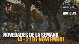 Semana del 14 al 21 de noviembre