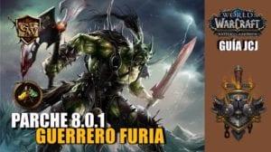 Guerrero furia JcJ