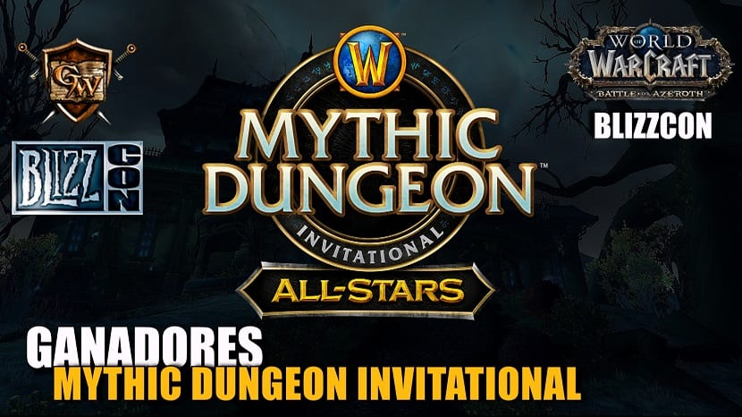 portada ganadores mythic dungeon invitational 2018