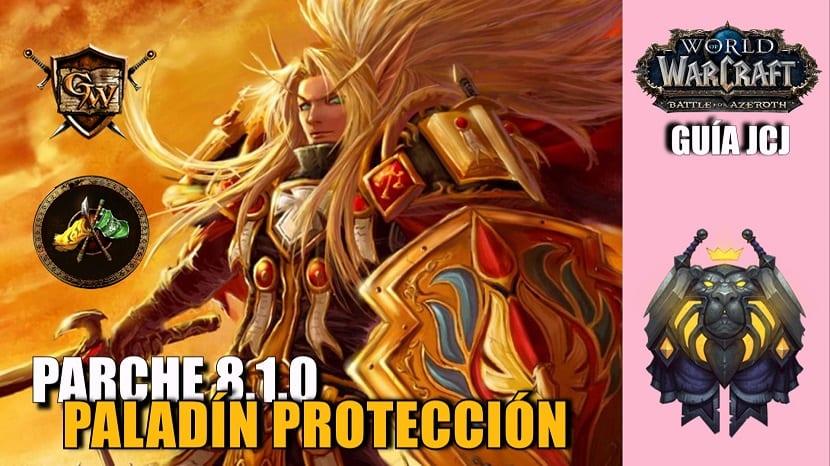 portada paladín protección guía jcj 8.1.0