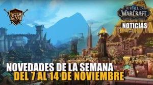 Semana del 7 al 14 de noviembre