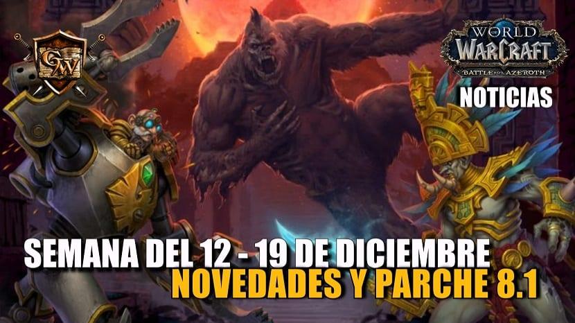 Semana del 12 al 19 de diciembre