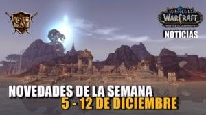 Semana del 5 al 12 de diciembre