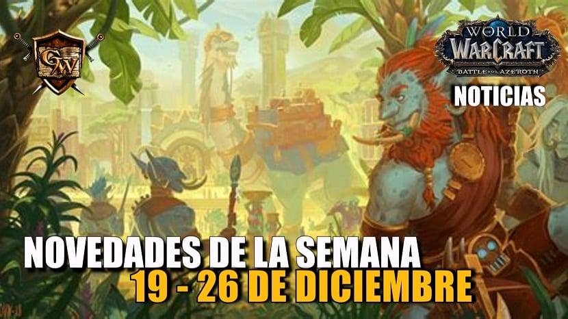 Semana del 19 al 26 de diciembre