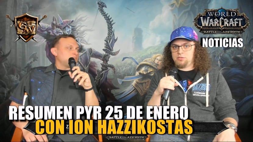 Resumen PyR Temporada 2 de BFA con Ion Hazzikostas