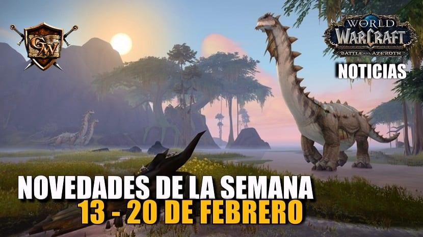 Semana del 13 al 20 de febrero