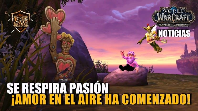 Se respira pasión: ¡Amor en el aire ha comenzado!