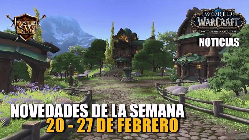 Semana del 20 al 27 de febrero