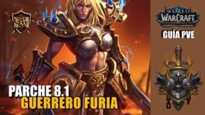 Guerrero furia PvE