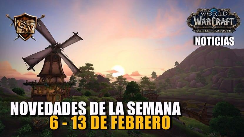 Semana del 6 al 13 de febrero