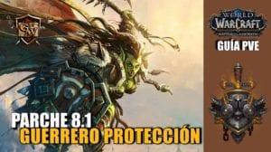 Guerrero protección PvE