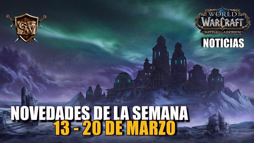 Semana del 13 al 20 de marzo