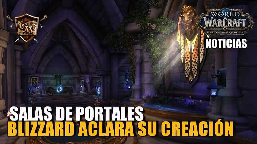Blizzard explica la creación de las Salas de Portales