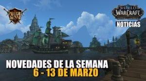 Semana del 6 al 13 de marzo