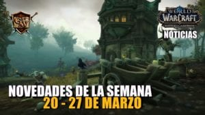 Semana del 20 al 27 de marzo