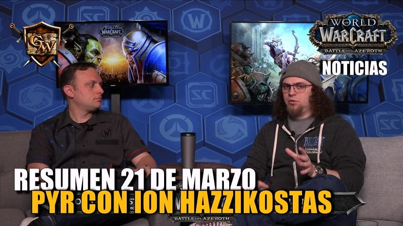 Resumen PyR con Ion Hazzikostas - 21 de marzo