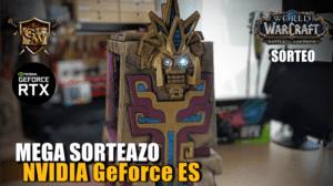 Sorteo bestial de NVIDIA GeForce ES