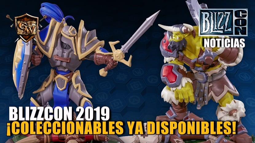 Coleccionable conmemorativo de la Blizzcon 2019: ¡Precompra disponible!