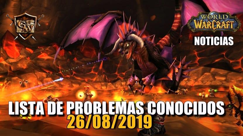 WoW Classic 1.13.2: lista de problemas conocidos (26/08/2019)