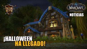 Halloween ha llegado