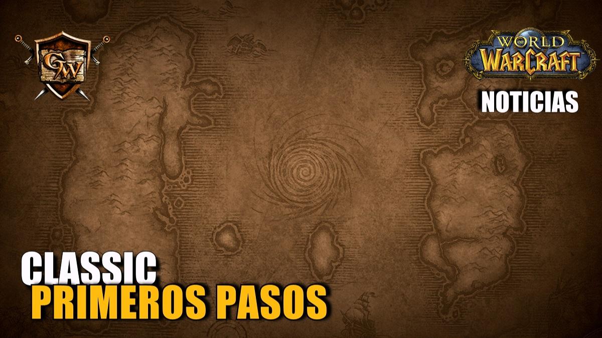 Primeros pasos en World of Warcraft Classic