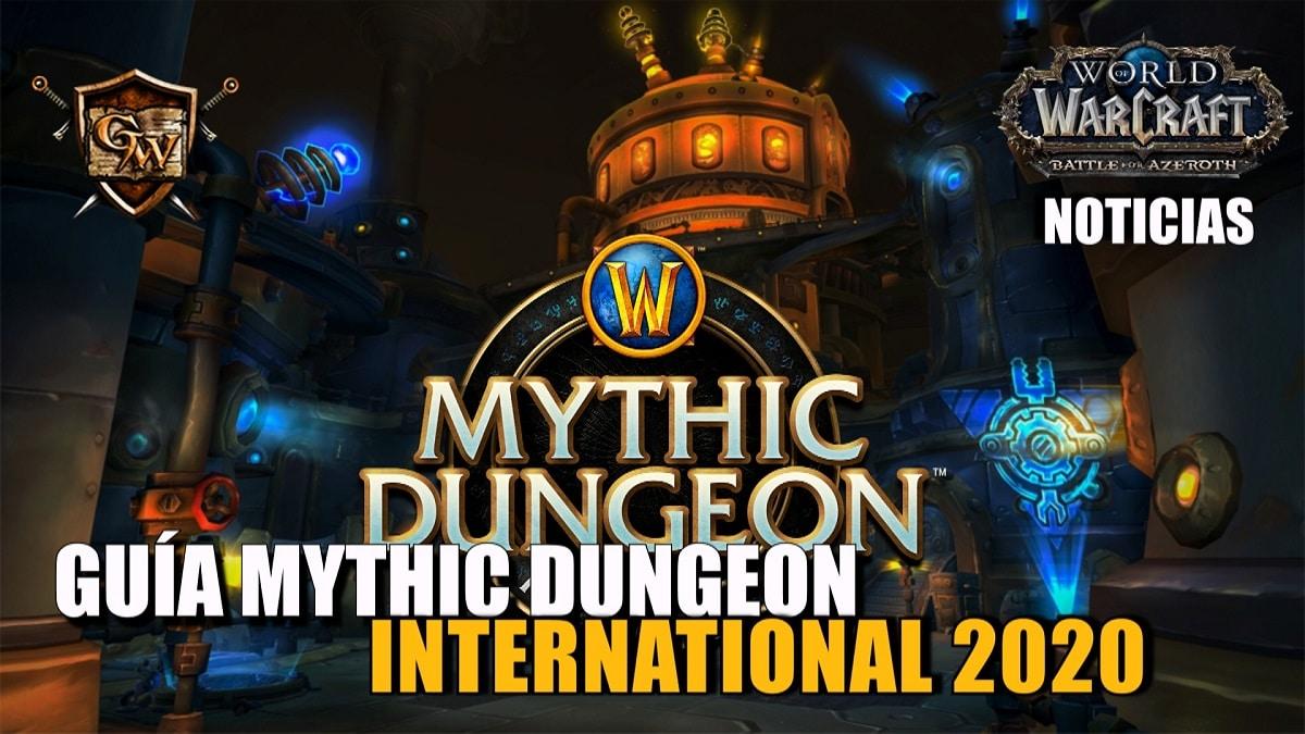 Mythic Dungeon