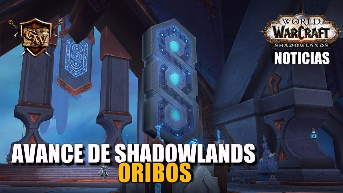 Avance de Shadowlands: Oribos