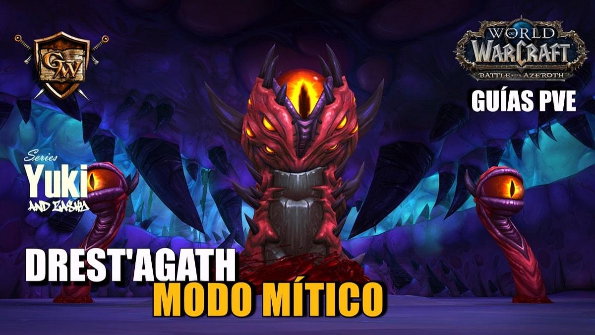 Drest'agath Mítico