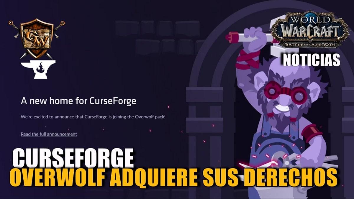 Overwolf compra los derechos de CurseForge a Twitch