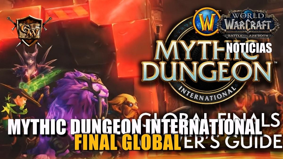 Guía para ver la final global del Mythic Dungeon International