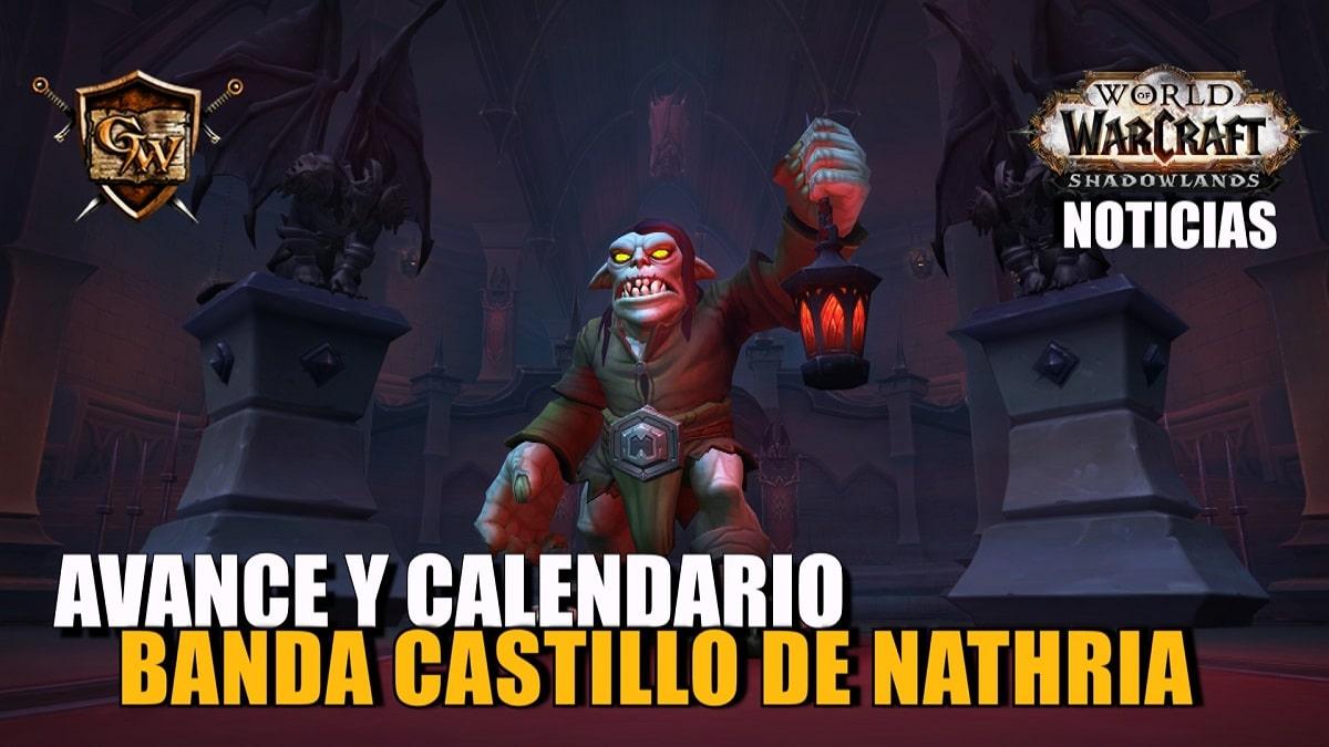 Avance y calendario