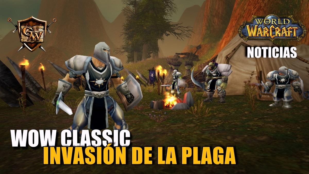 WoW Classic: ha comenzado la invasión de la Plaga
