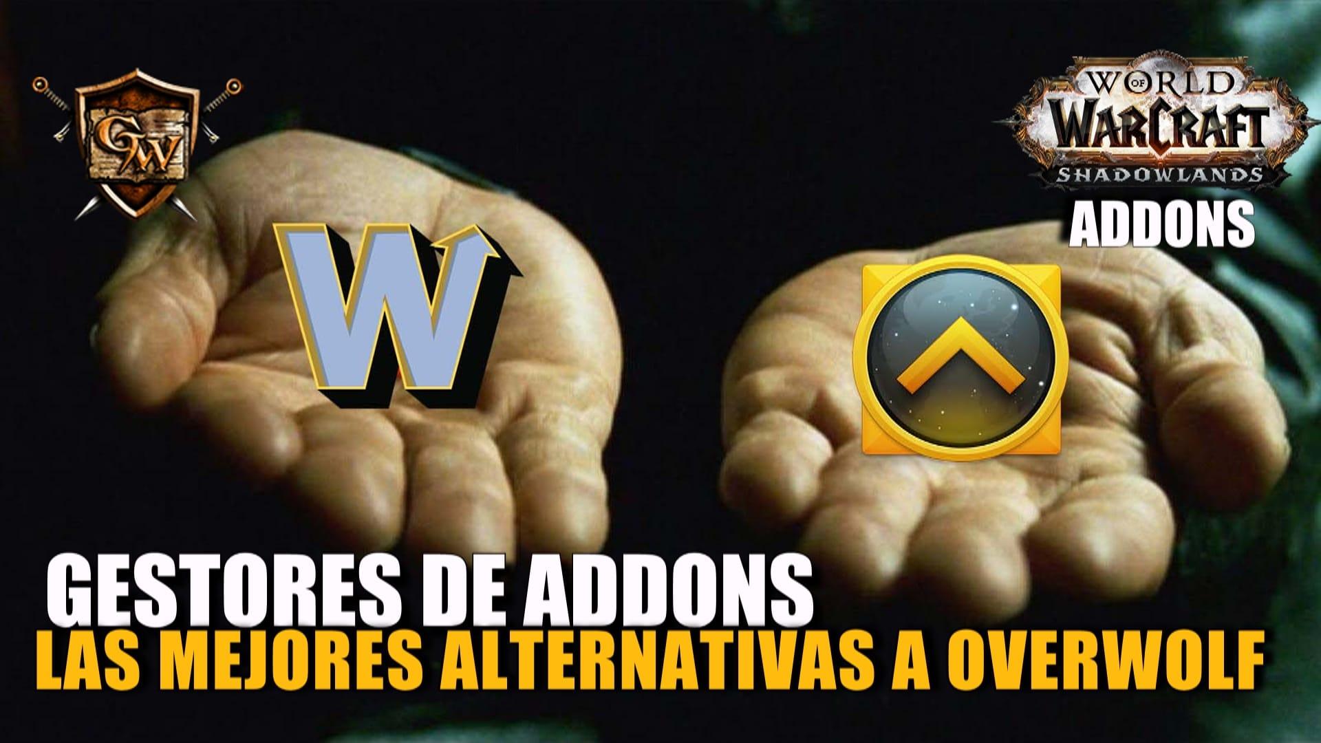 Gestores de addons - Las mejores alternativas a Overwolf