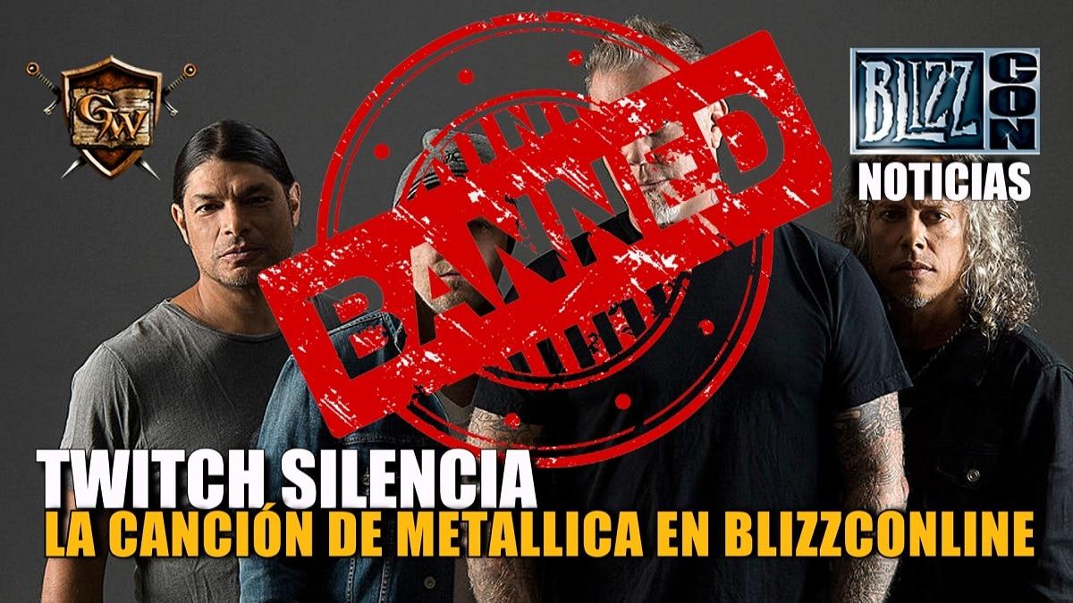 Twitch silencia la canción de BlizzcOnline